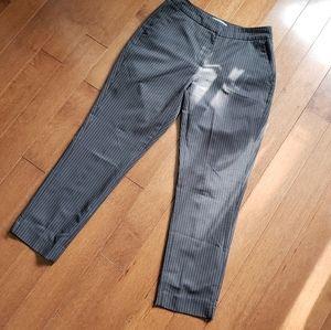 🌼striped dress pants/trousers